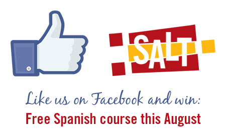 win a free spanish course