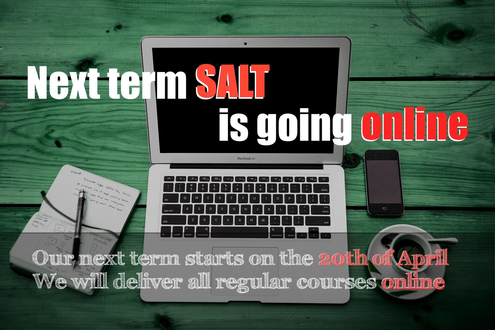 Update COVID SALT
